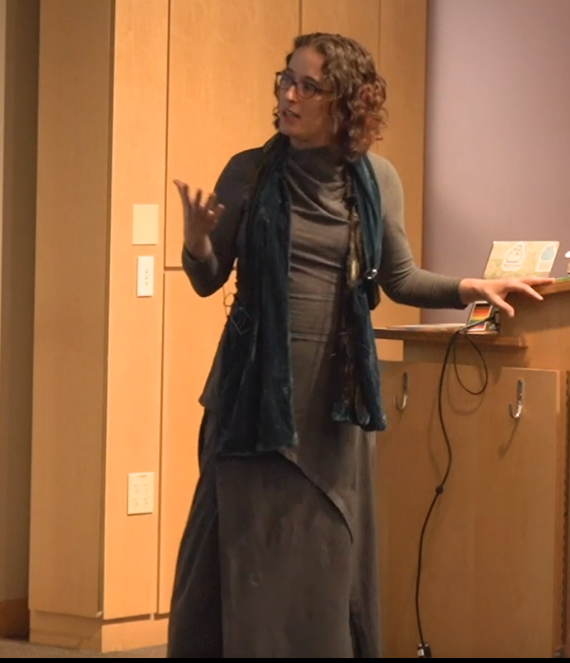 Morgan G  Ames : Teaching